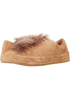 UGG Women's Blake Fur Fashion Sneaker   M US