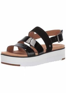 UGG Women's Braelynn Flat Sandal   M US