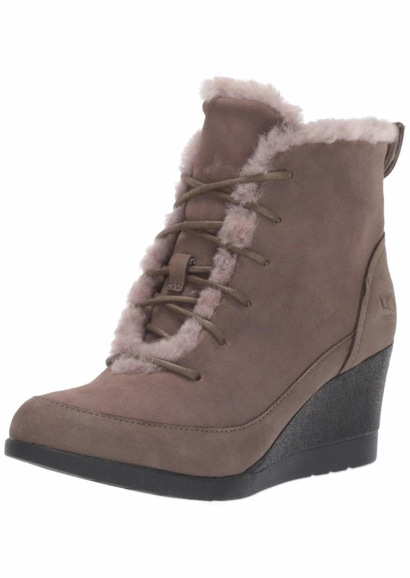 UGG Women's Bridgit Ankle Boot mole  M US