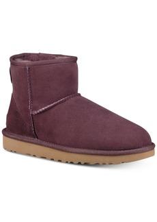 Ugg Women's Classic Ii Genuine Shearling-Lined Mini Boots