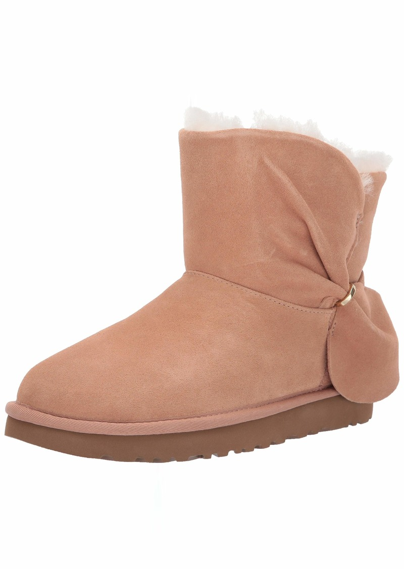 UGG Women's Classic Mini Twist Fashion Boot