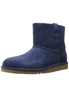 UGG Women's Classic Unlined Mini Perforated Spring Boot   B US