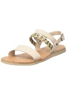UGG Women's Elin Flat Sandal  9 B US