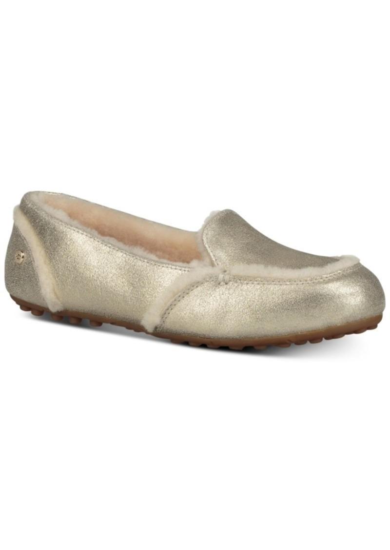 Ugg Women's Hailey Metallic Slippers