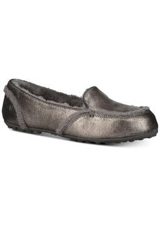 Ugg Women's Hailey Metallic Slippers