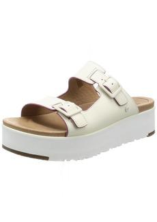 UGG Women's Hanneli Flat Sandal  8.5 US/8.5 B US