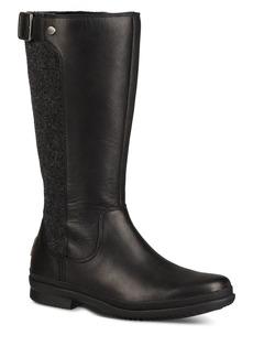 UGG� Women's Janina Waterproof Leather Paneled Tall Boots