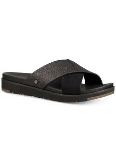 Ugg Women's Kari Glitter Slide Sandals