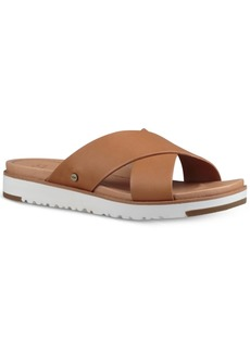 Ugg Women's Kari Slide Flat Sandals