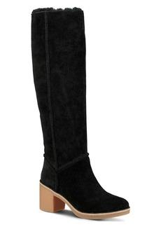 UGG� Women's Kasen Suede and Sheepskin Tall Boots