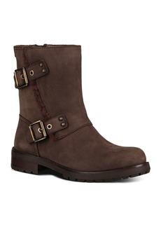 UGG� Women's Niels Leather & Sheepskin Moto Boots