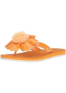 UGG Women's Poppy Flat Sandal   M US