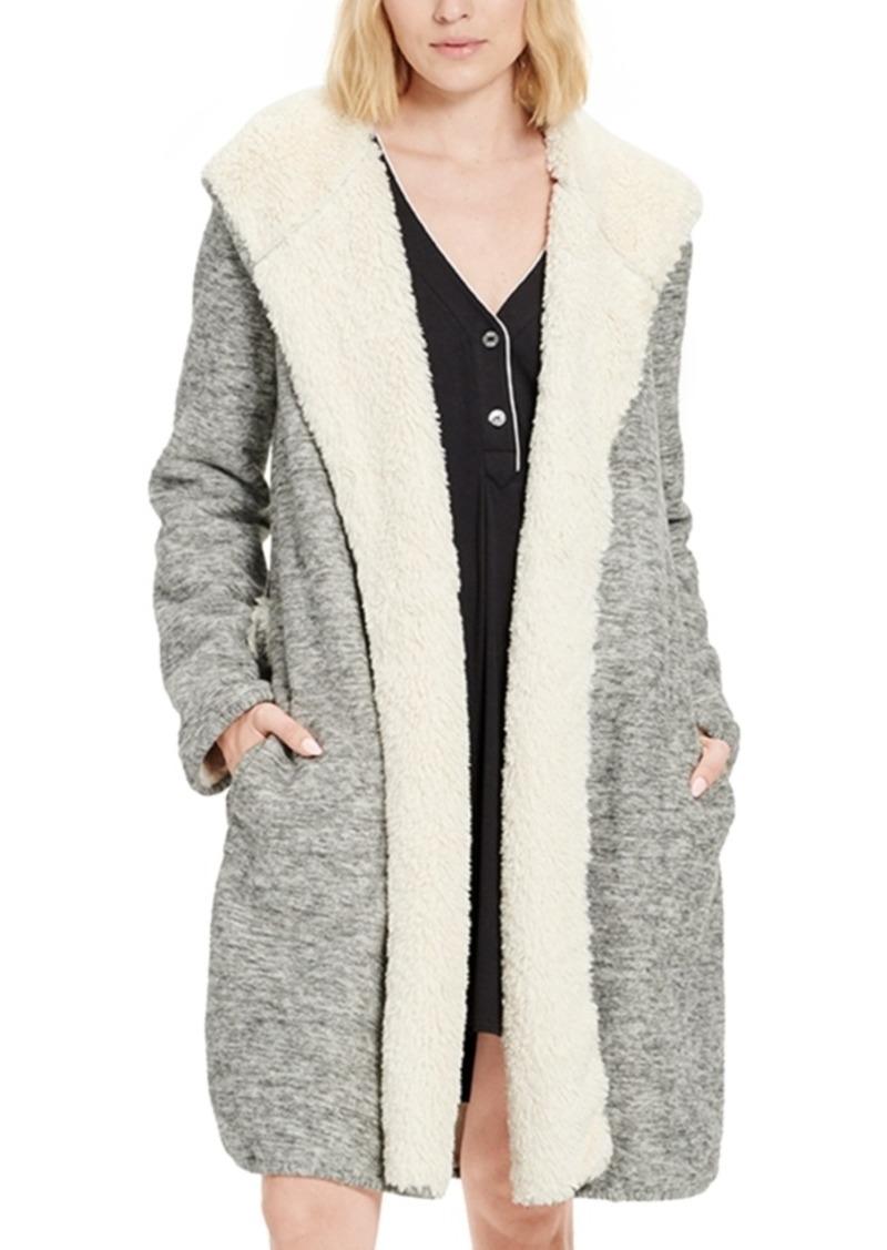 Ugg Women's Portola Faux Fur Reversible Robe