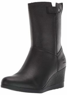 UGG Women's Potrero Fashion Boot  Leather  M US
