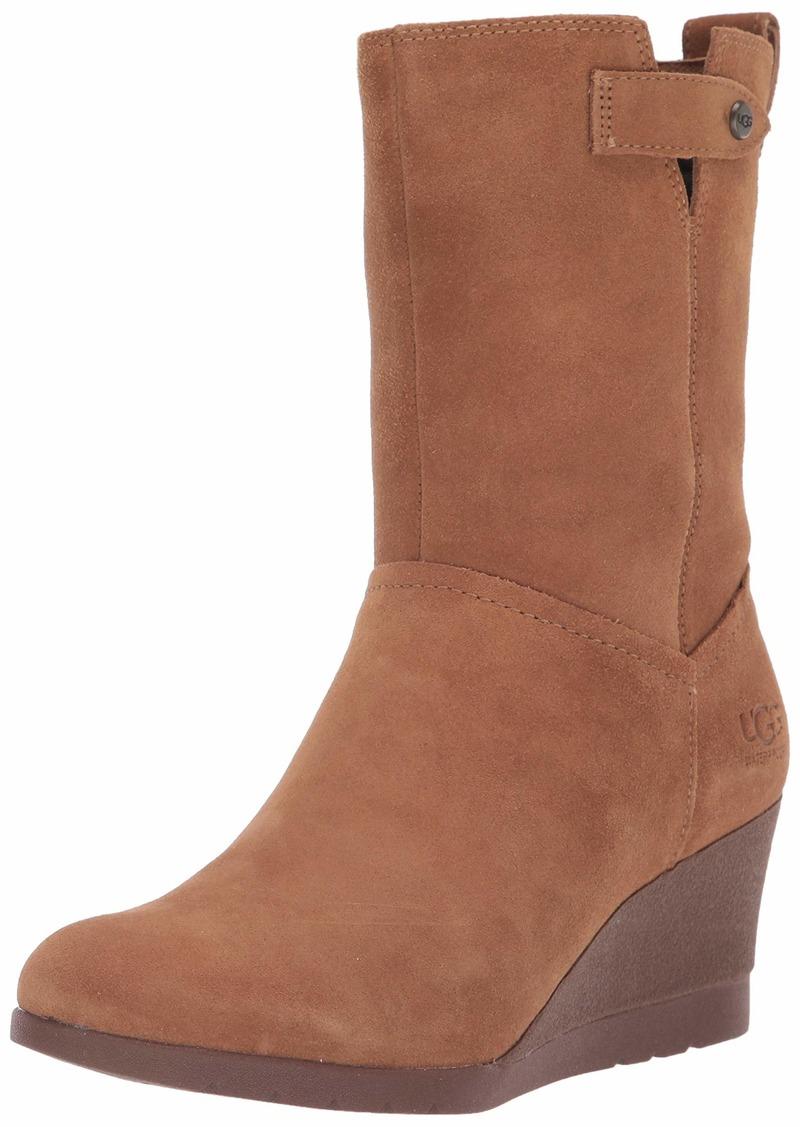 UGG Women's Potrero Fashion Boot  Suede  M US