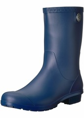 UGG Women's Sienna Matte Rain Boot blue jay  M US