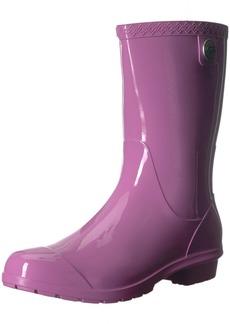 UGG Women's SIENNA Rain Boot bodacious  M US