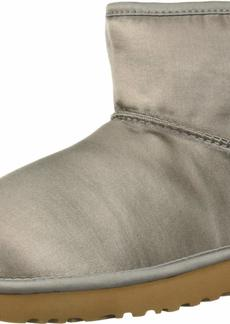 UGG Women's W Classic Mini Satin Fashion Boot   M US