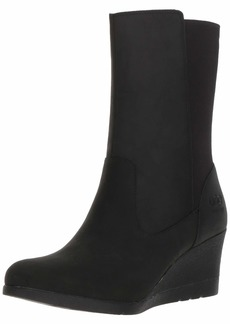 UGG Women's W CORALINE BOOT Fashion black  M US