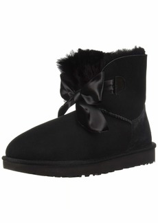 UGG Women's W GITA Bow Mini Fashion Boot   M US