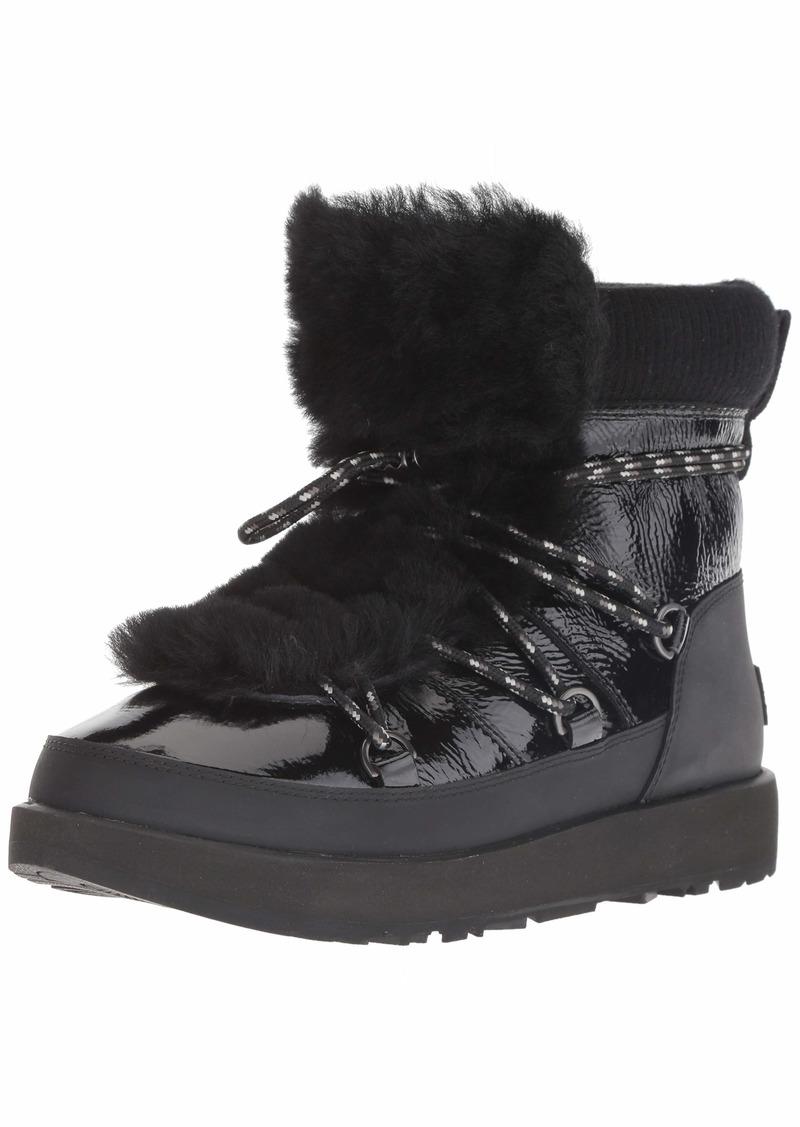 UGG Women's W Highland Waterproof Fashion Boot  10 M US