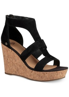 Ugg Women's Whitney Wedge Sandals