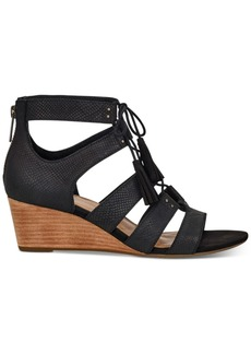Ugg Yasmin Snake Wedge Sandals