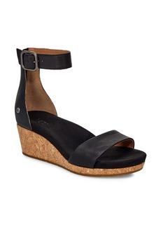 UGG® Zoe II Wedge Sandal (Women)