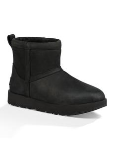 UGG(R) Classic Mini Genuine Shearling Lined Waterproof Boot
