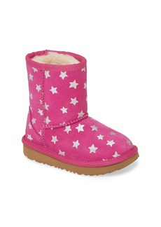 UGG Classic Short II Water Resistant Stars Boot (Toddler)
