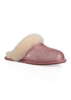 UGG(R) Scuffette II Sparkle Genuine Shearling Slipper (Women)