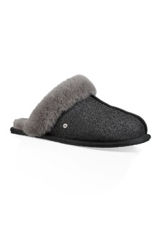 UGG Scuffette II Sparkle Genuine Shearling Slipper