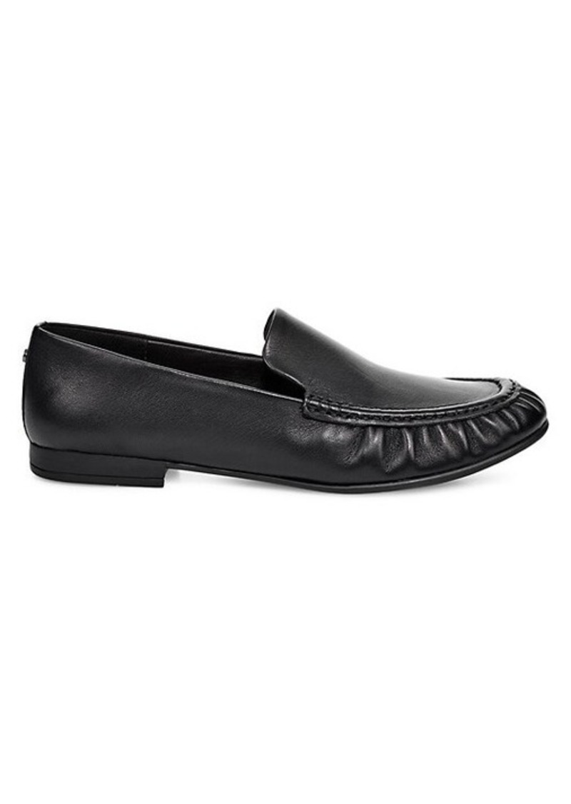 UGG Vivian Leather Loafers