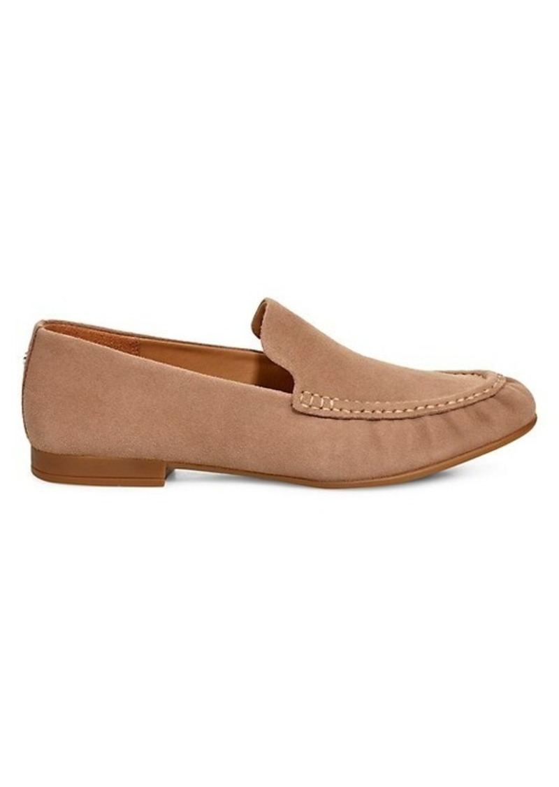 UGG Vivian Suede Loafers