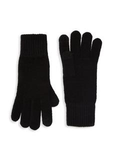 UGG Wool-Blend Knit Tech Gloves