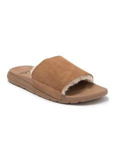 UGG Xavier TF Genuine Shearling Lined Slide Sandal