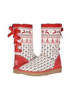 UGG Zappos 20th x Holiday Sweater Boot