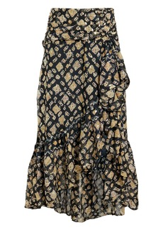Ulla Johnson Ailie High-Low Skirt