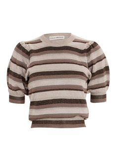 Ulla Johnson Albi Fine Gauge Knit Sweater