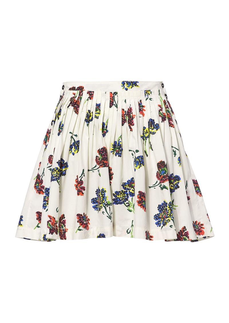 Ulla Johnson Alita Floral Shorts