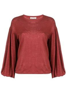Ulla Johnson bell sleeves blouse