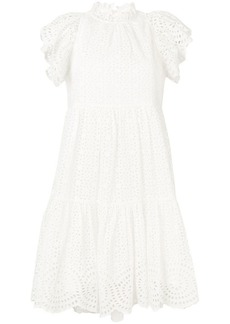 17bc4147219 Ulla Johnson Ulla Johnson Landry Puff Sleeve Sweatshirt Dress
