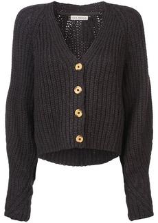 Ulla Johnson chunky knit cardigan