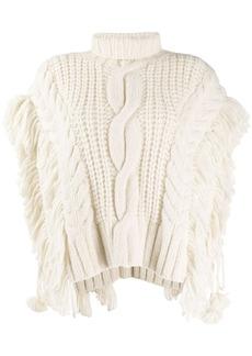 Ulla Johnson chunky knit top
