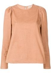 Ulla Johnson corduroy sweatshirt