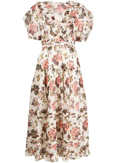 Ulla Johnson Dasha daisy-print dress