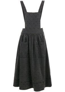 Ulla Johnson dotted jumpsuit skirt