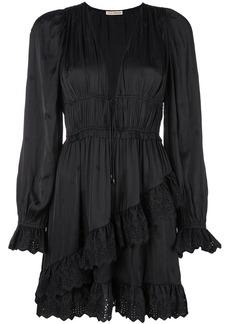 Ulla Johnson embroidered short dress