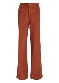 Ulla Johnson Fonda Corduroy Wide Leg Pants