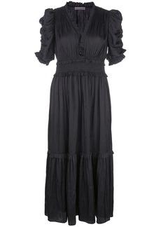 Ulla Johnson gathered sleeves dress